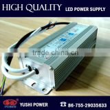 high quality shenzhen constant current waterproof DC30-54V 2100ma 100W led driver
