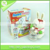 Smart rabbit,battery operated toy,Musical drum rabbit