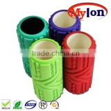 EVA cover PVC core hollow yoga foam roller , EVA+PVC/ABS Yoga hollow Foam Roller , Yoga Foam Rollers ABS Tube