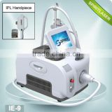 Hot Salon use Top Quality IPL Hair Removal Skin rejuvenation and pigment removal Machine