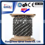 "High Quality chainsaw 3/8"" roll saw chain for gasoline chainsaw made in china"