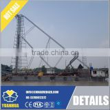 Gold Dredger equipment for gold mining dredging