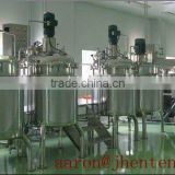 Factory supply large capacity industrial-grade precision SUS304 SUS316L stainless steel tank