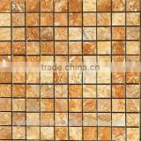 High Quality Yellow Mosaic Tile For Bathroom/Flooring/Wall etc & Mosaic Tiles On Sale With Low Price