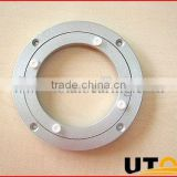 "12"" (300*10/12mm) aluminum lazy susan bearing, turntable bearing without noise"