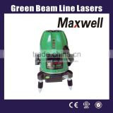 Green Beam Line Lasers