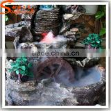 Latest design Rockery factory hot sale water fountains delicate home decoration water fountains
