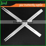bamboo wholesale food grade tableware bamboo chopsticks with knot in bulk