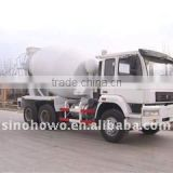 Hot Sale CNHTC SINOTRUK HOWO 6x4 Cement Mixer For Sale