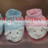 cotton fabric baby shoes