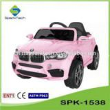 2016 New Model Kids Drivable Kids On Ride Toy Cars, Cute Baby Car, With Music And Light, Double Doors