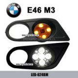 BMW E46 DRL LED Daytime Running Light indicator light turn light steering lamp