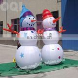 new inflatable christmas snowman