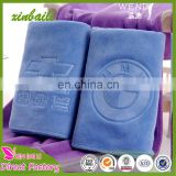 China manufacturer super water absorption microfiber car cleaning towels
