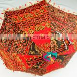 Indian Wholesale Traditional Umbrellas Parasol Rajasthani Decor Jaipuri Umbrella