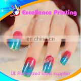 hot sale self adhesive populer nail foil sticker