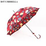 RST color lace polka dot umbrella bulk buy from china straight lady lace umbrella