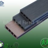 Environmental wood plastic composite wpc flooring