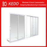 Soundproof PVC Sliding Door to Divide Room Cheap Interior Sliding Pocket Door