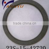 paper brake disc 23S-15-42720 for machine