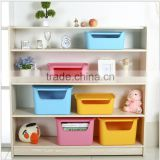 2016 new design Useful plastic storage box for Books toy