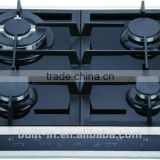 Built in Gas Hob with 4 Burners/Gas Cooking Hob/Gas Stove/Touch Control Pad