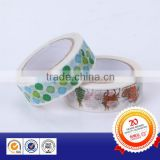 Adhesive Washi tape for student and office decorative packing