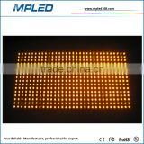 High brightness single blue color led module retail