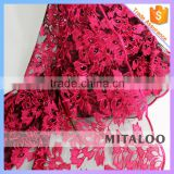 Mitaloo MFL0143 Cheap Net Lace Net French Lace Fabric African Net Lace For Wedding Dresses