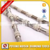 Trade Assurance 10mm diamond wire hand saw for stone cutting
