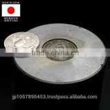 Original engraving mold for coin stamping machine with durable made in Japan