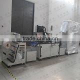 Ultra high-precision automatic roll to roll Flex circuit board silk screen printing machine