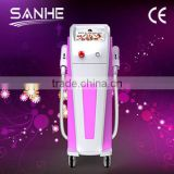 50-60HZ Professional Ipl Diode Black Dark Skin Laser Remove Unwanted Hair Effectively