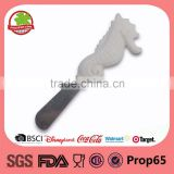 Custom Animal Shape Ceramic Butter Spreader Knife