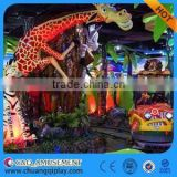 Jungle safari Amusement Rides,pack train