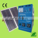 Off -Grid 300W Solar Panel 50w Bateries 12v/20ah solar energy system for home                                                                         Quality Choice