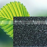 Best price Activated carbon foam in filter meshes for car cleaning