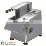 Fruit vegetable cutter 150Kg/h fruit and vegetable cutter with 5 blades vegetable fruit cutter for CE (SY-MFC30 SUNRRY)