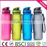 Factory wholesale 500ml drinking water joyshaker water bottle cap