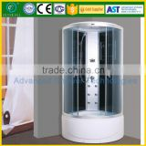 Bathroom portable toilet and complete enclosed shower room
