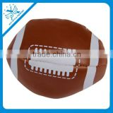 Wholesale Low Price Kick Ball Wholesale 4 Panel PVC Leather Sandbags Ball Wholesale Woven Juggling Ball