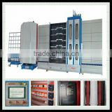 LBP2200 Double Glazing Glass Making Machine / Auto Aluminum Trough Insulating Glass Flat-Pressing Production Line