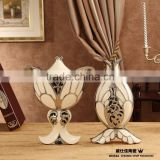 New home decorative storage box butterfly vase utensils new European home decoration ornaments utilities ornaments