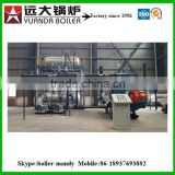 China supplier natural gas oil heated hot oil boiler
