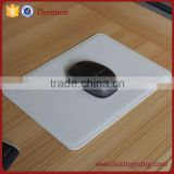 hot new black Dual-Sided pu leather game mouse pad Office Supplies