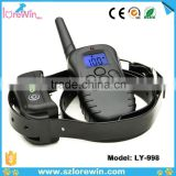 LoreWin LY-998 Electronic Device To Stop Dogs Barking Dog Shock Collar                                                                         Quality Choice
