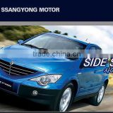 [SSANGYONG] SsangYong Actyon - Sewon Genuine Side Running Board Steps Set(no.1621)