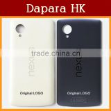 Original New Rear Back Lid Door Battery Cover Housing With NFC Antenna For LG Nexus 5 D820 D821 Free Spipping