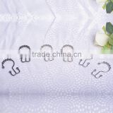 Curtain Accessories - Shower Curtain Hook/ Shower Curtain Hooks Rings Double Glide Stainless Steel Bath Roller                                                                         Quality Choice