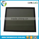 "Multilingual on screen display 19"" open frame lcd saw touch disply"